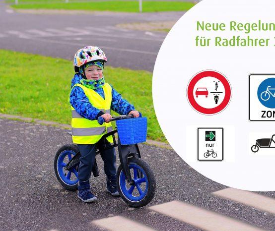 Neuregelungen für Radfahrer 2020
